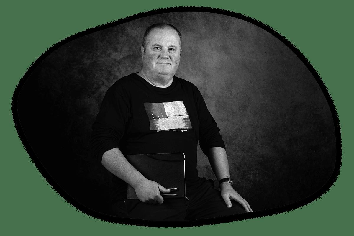 Jabier Erostarbe - Ilustrador y Diseñador Gráfico